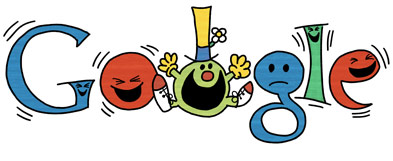 76th Birthday of Roger Hargreaves: Mr. Funny